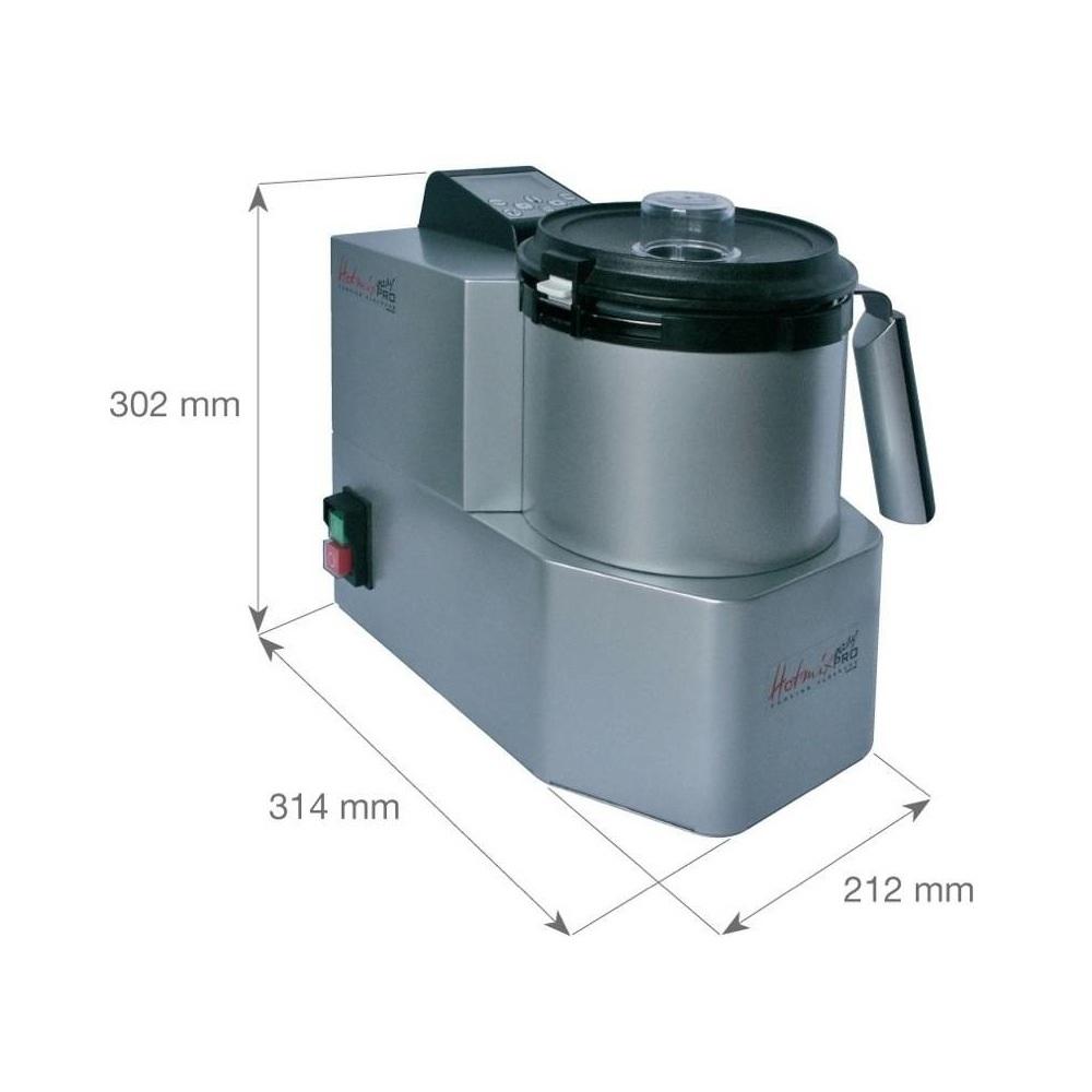 Robot de cocina profesional hotmixpro easy el robot de for Material de cocina profesional